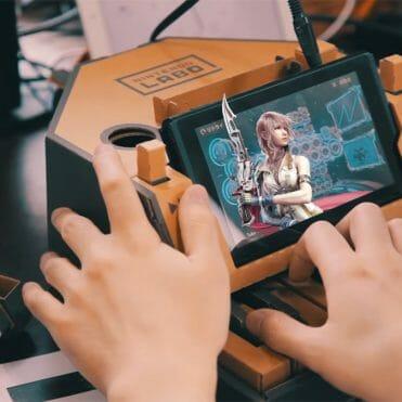 Nintendo Labo FFXIII