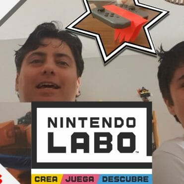 Nintendo Labo Unboxing y Gameplay