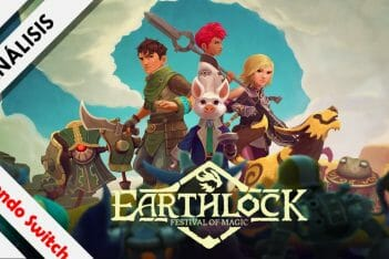Earthlock Festival of Magic Análisis Nintendo Switch
