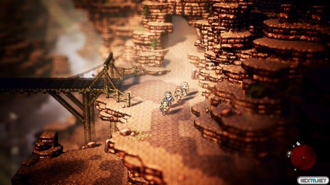 impresiones finales octopath traveler 07