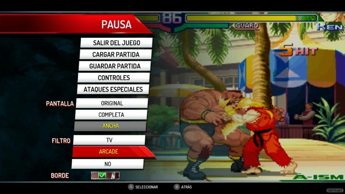 Análisis Street Fighter 30th Anniversary Collection