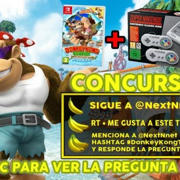 Concurso Donkey Kong Country Tropical Freeze SNES Miin