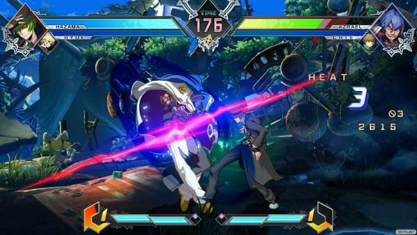 BlazBlue Cross Tag Battle Nintendo Switch Análisis