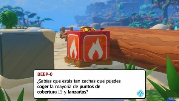 Mario Rabbids Donkey Kong Adventure Análisis 03