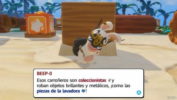 Mario Rabbids Donkey Kong Adventure Análisis 04