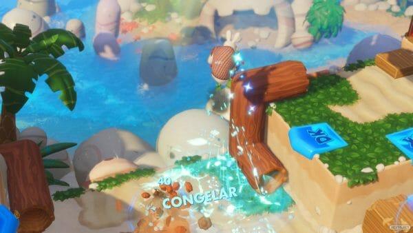 Mario Rabbids Donkey Kong Adventure Análisis 07