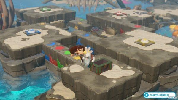 Mario Rabbids Donkey Kong Adventure Análisis 13