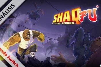 Shaq-Fu A Legend Reborn Switch