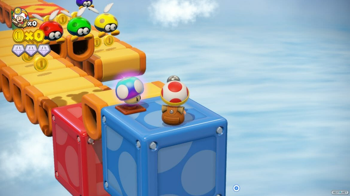 Análisis Captain Toad Treasure Tracker Switch