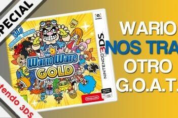 WarioWare Gold mejor juego