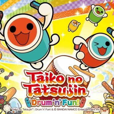 Taiko no Tatsujin: Drum 'n' Fun Nintendo Switch
