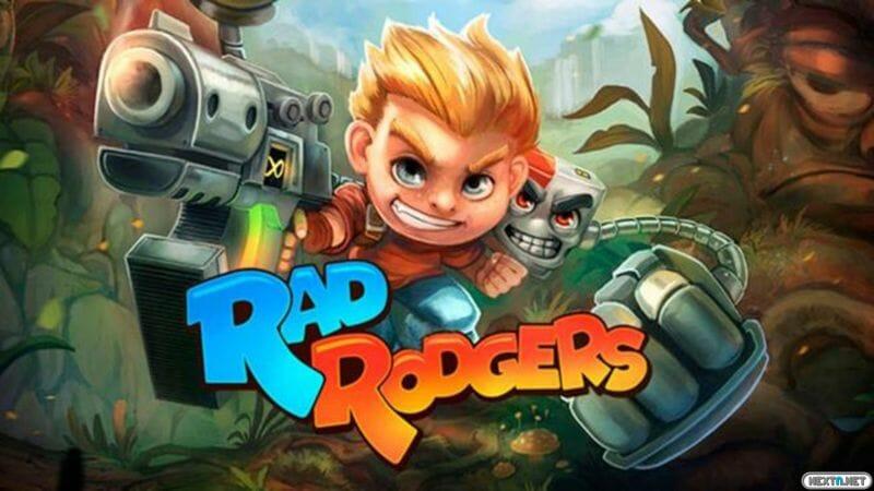 Rad Rodgers Radical Edition Switch