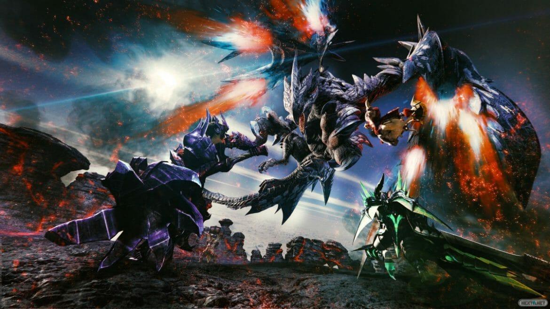 Monster Hunter Generations Ultimate Valtrax