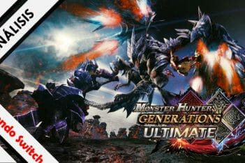 Monster Hunter Generations Ultimate análisis review
