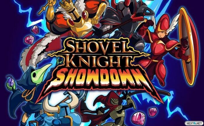 Shovel Knight Showdown Switch