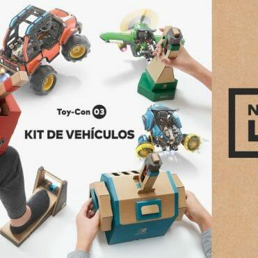 Nintendo Labo Toy-Con 3