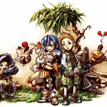 Final Fantasy Crystal Chronicles Remastered Edition Switch