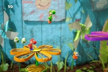 Yoshi´s Crafted World