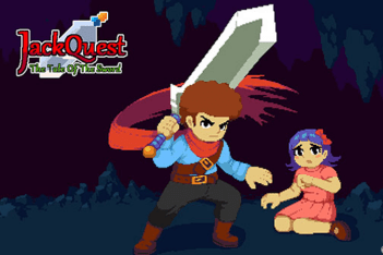 JackQuest The Tale of the Sword Switch