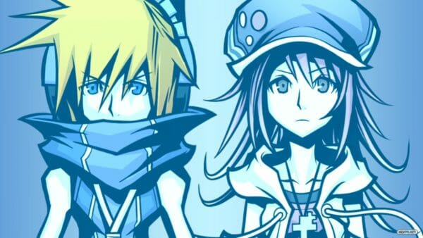 The World Ends With You Personajes 01