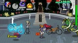 The World Ends With You Combate 03