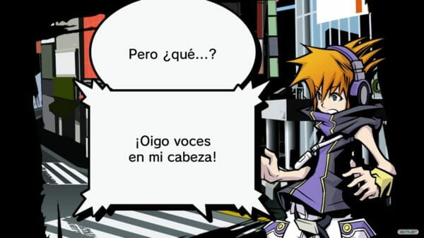 The World Ends With You Neku 01