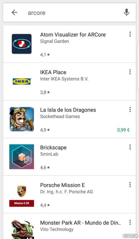 Pokémon GO activar RA+ AR+ Android