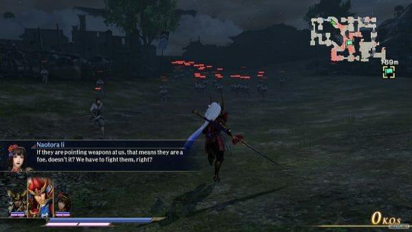 Análisis Warriors Orochi 4 01