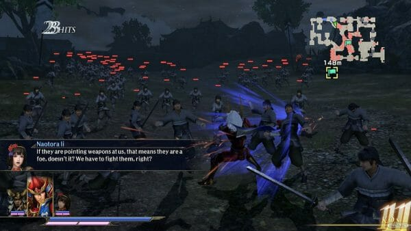 Análisis Warriors Orochi 4 02