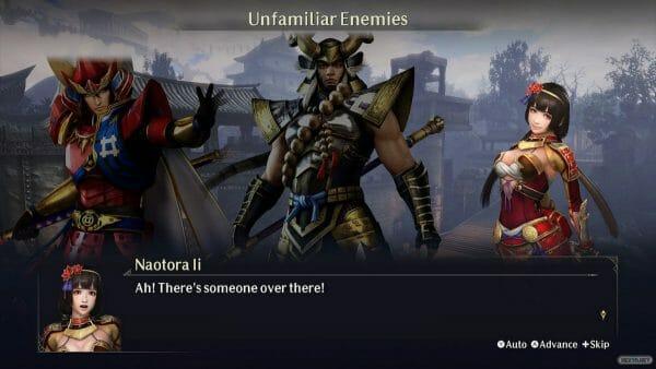 Análisis Warriors Orochi 4 06