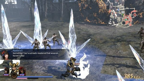 Análisis Warriors Orochi 4 07