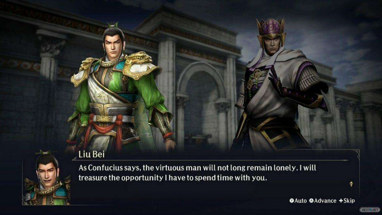 Análisis Warriors Orochi 4 11