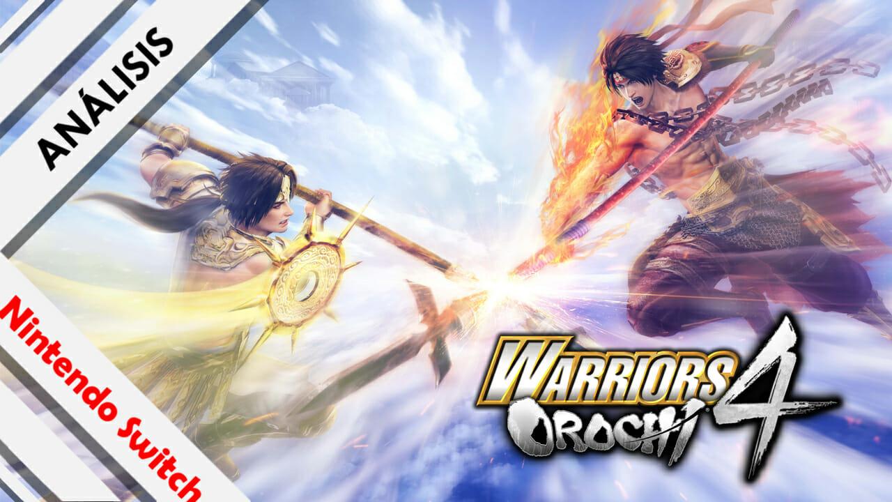 Warriors Orochi 4 Análisis Destacada