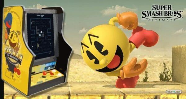 Super Smash Bros. Ultimate blog Pac-Man