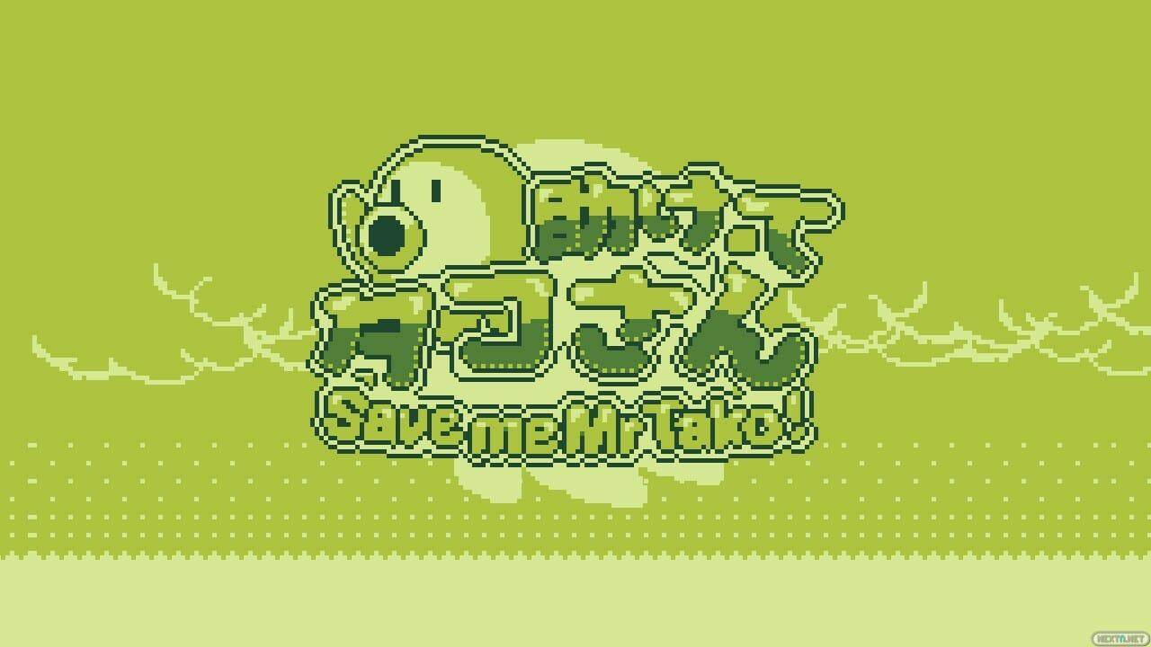Save me Mr. Tako!