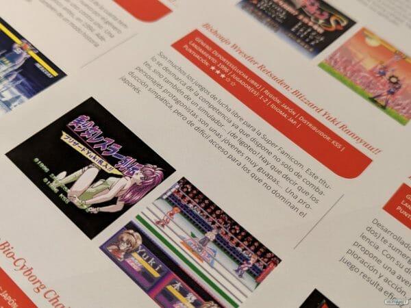 Análisis La Biblia de Super Nintendo 07