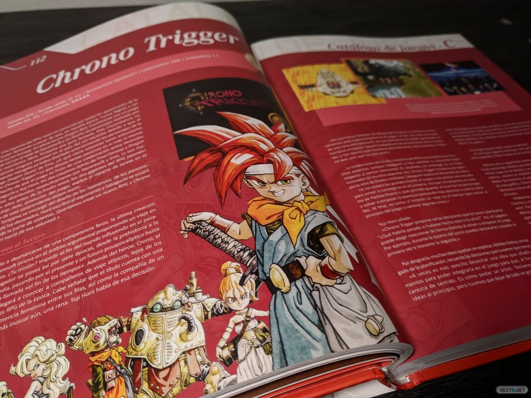 Análisis La Biblia de Super Nintendo 08