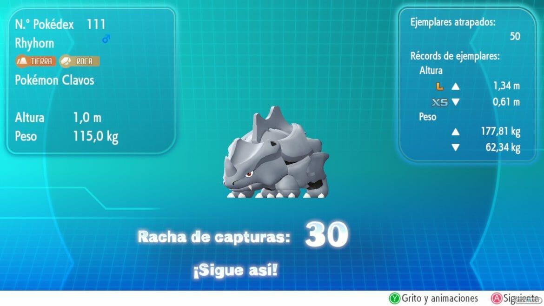 Análisis Pokémon Let's Go Eevee Pikachu
