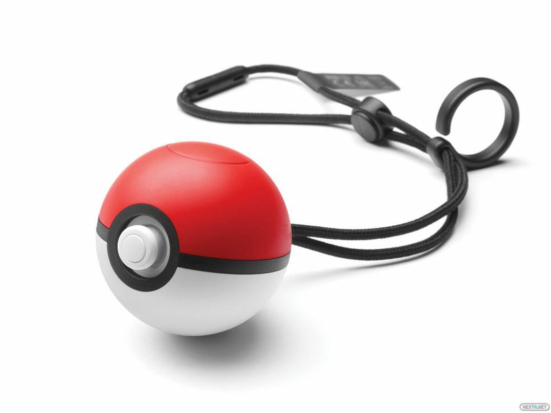 Análisis Pokémon Let's Go Eevee Pikachu Poké Ball Plus