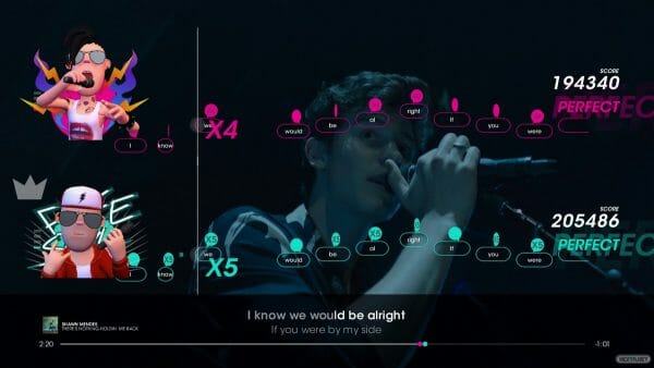 Let's Sing 11 Análisis 01