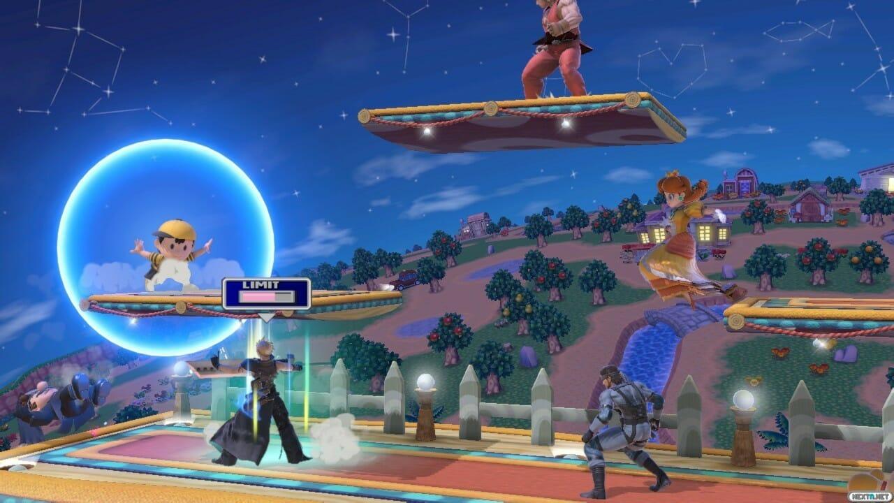 Super Smash Bros Ultimate Análisis Nintendo Switch