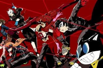 Persona 5 the Royal artwork