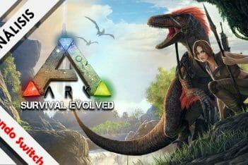 Análisis ARK Survival Evolved Nintendo Switch