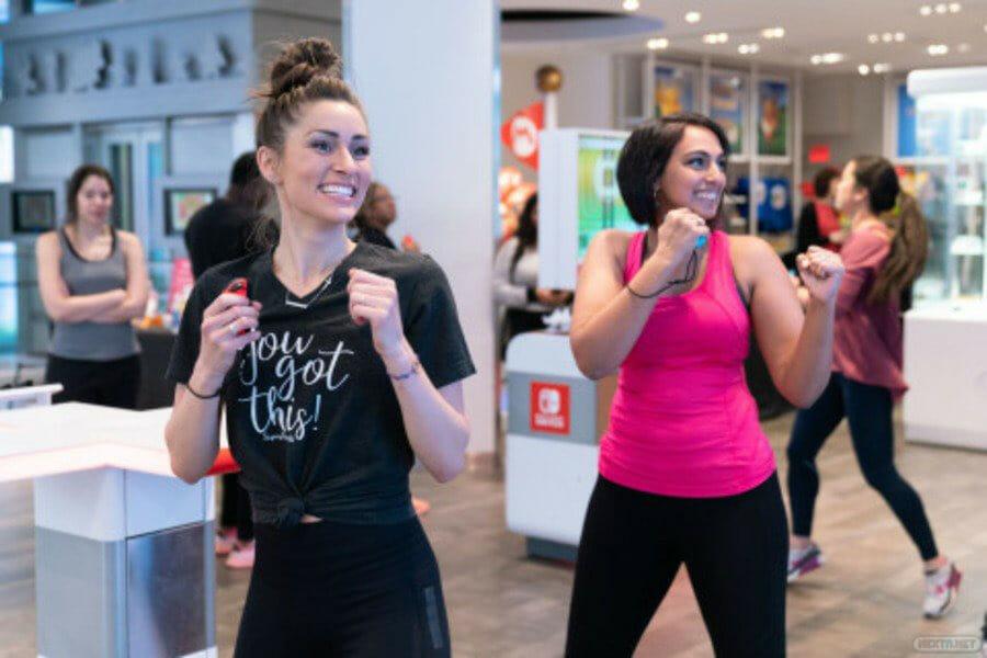 Fitness Boxing Nintendo NY