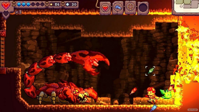Eagle Island Nintendo Switch