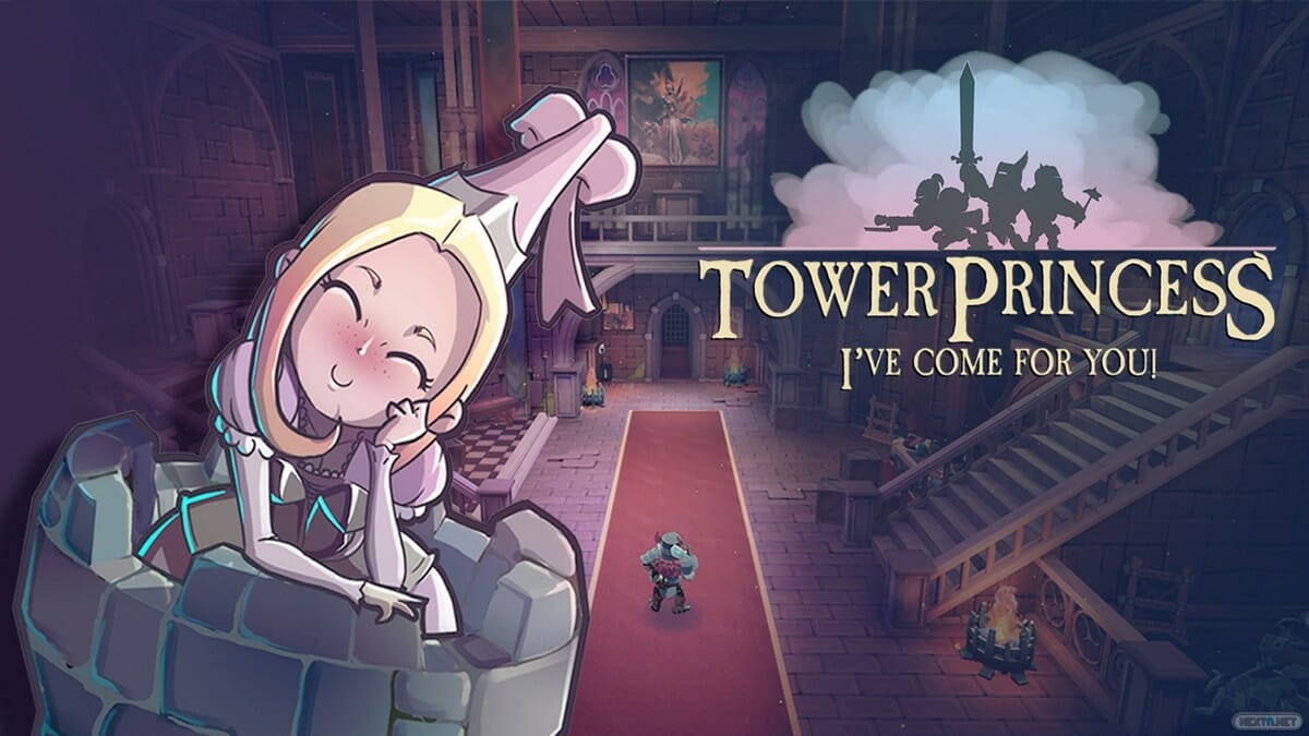 Tower Princess Nintendo Switch