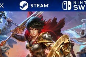 SMITE Cross-progresion Nintendo Switch Xbox One Steam