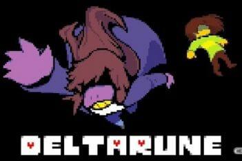 Deltarune Chapter 1 + 2 Nintendo Switch