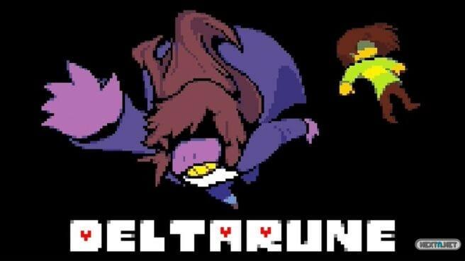 Deltarune Nintendo Switch