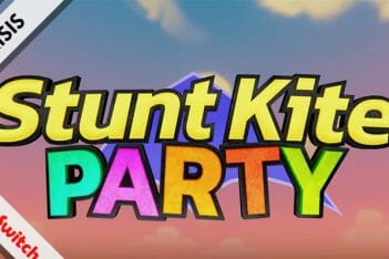 Stunt Kite Party Switch